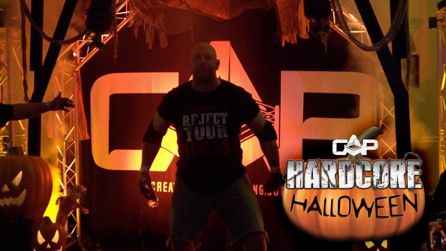 "Create A Pro Wrestling Presents ""Hardcore Halloween"""