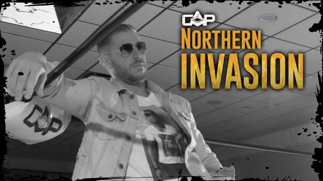 "Create A Pro Wrestling Presents ""Northern Invasion"""