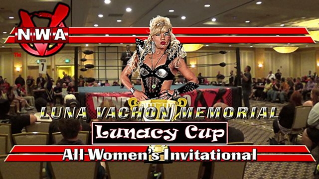 Casino Royale 2017 at CAC: Seventh-Annual Luna Vachon Memorial Lunacy Cup Women's Invitational