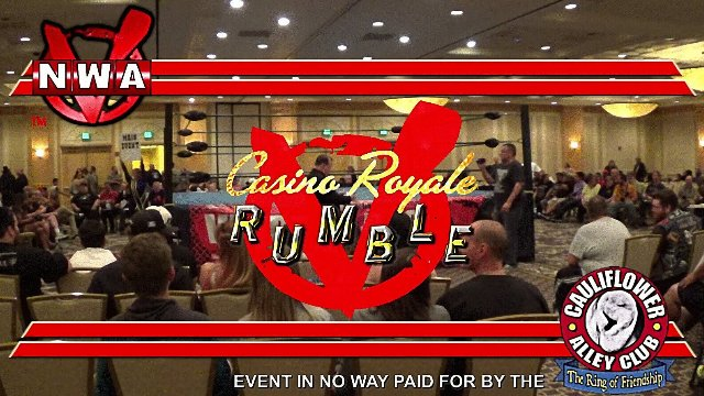 Casino Royale 2017 at CAC: Seventh-Annual Casino Royale Rumble