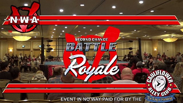 Casino Royale 2017 at CAC: Second Chance Battle Royale