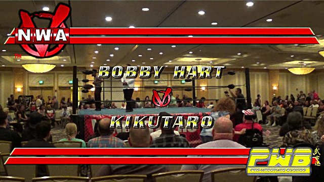 Casino Royale 2017 at CAC: Bobby Hart vs. Kikutaro