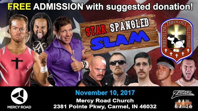 WTF Star Spangled Slam
