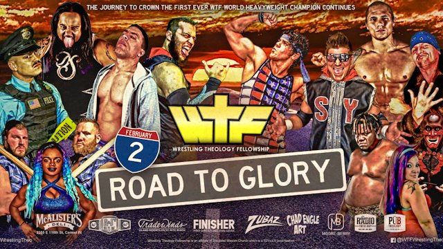WTF Road To Glory