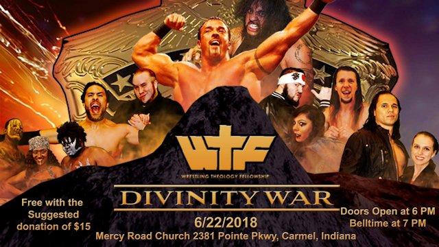 WTF Divinity War