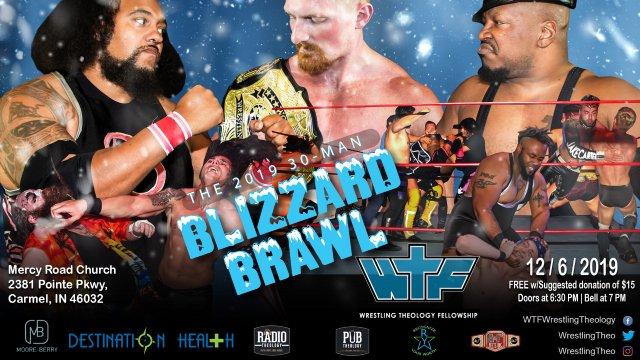WTF Blizzard Brawl 2019