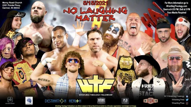 Wrestling Theology presents No Laughing Matter