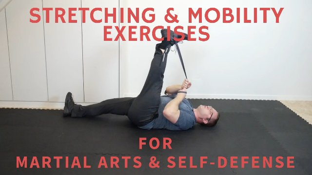 Stretching and Mobility Exercises for Martial Arts and Self-Defense