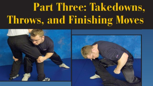 Combat Sanshou 3: Takedowns, Throws and Finishing Moves