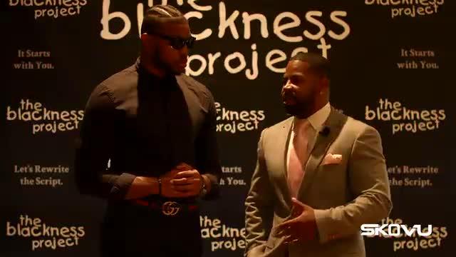 Blackness Project Screening Interviews: Peter Johnson
