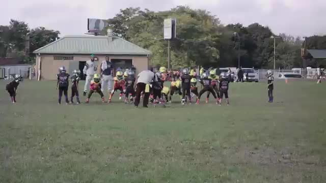 7u Ducks VS Ravens Sat Oct 6th