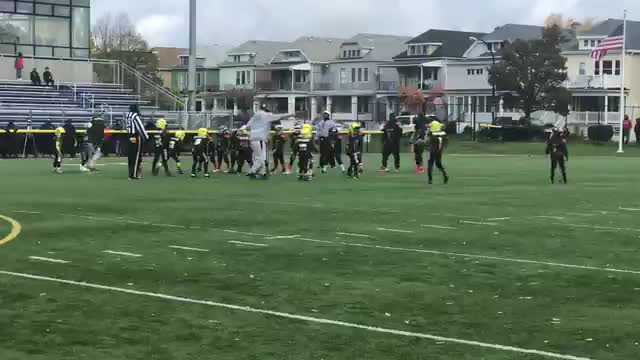 7u Ducks VS Falcons Championship Game Sat Nov 3rd