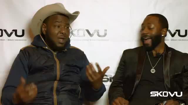 """Hunger Pangs"" Premiere Interview #8: Lamar Mackey"