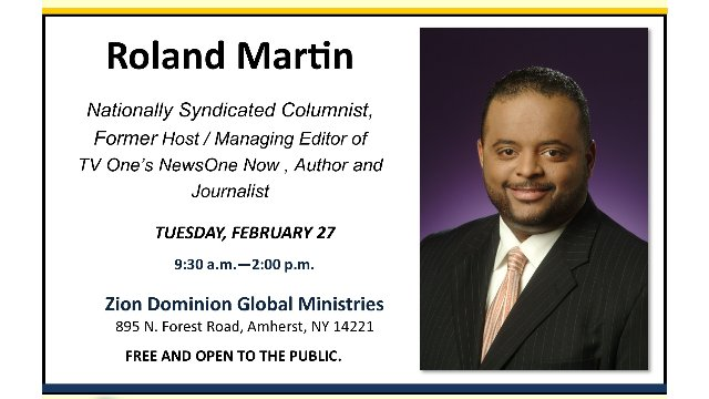 Talent Search Black History Program Feat. Roland S. Martin
