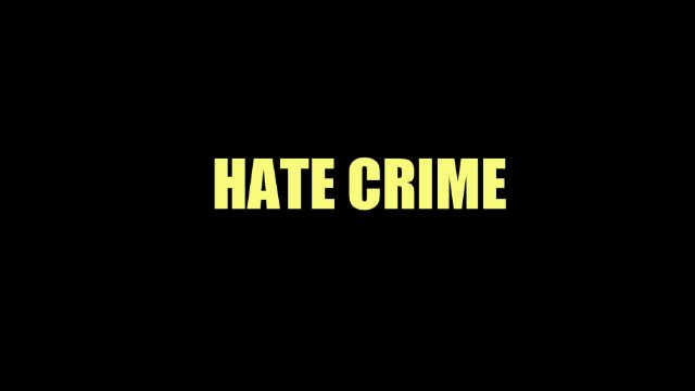 """Hate Crime"" Stage Play Film"