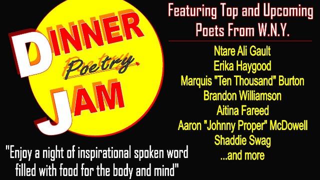 Dinner Poetry Jam 2009