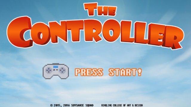 """The Controller"""