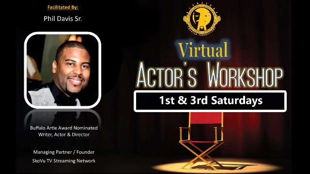 Actor's Workshop Promo