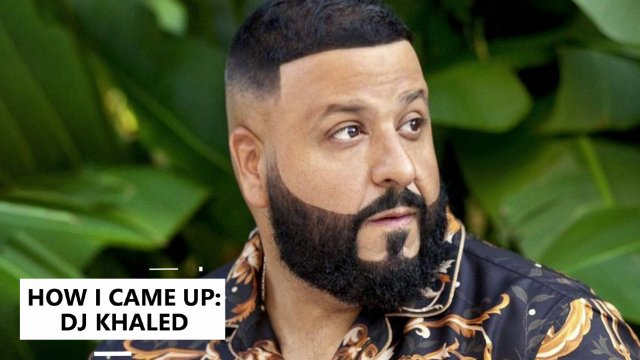 How I Came Up: DJ Khaled LIVE