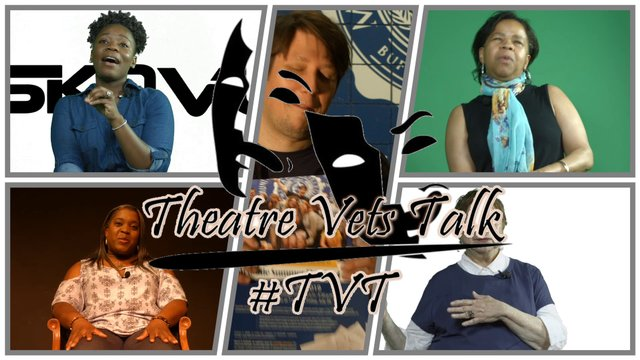 """Theatre Vets Talk"" Trailer #1"
