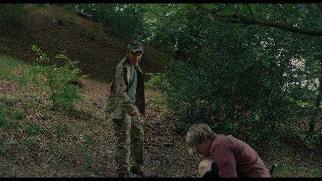 The Forest of Blind Men