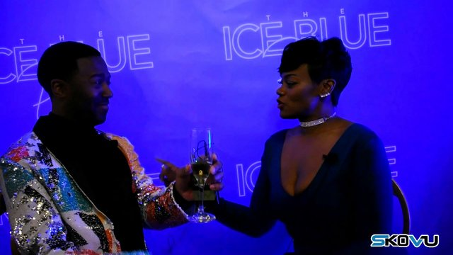 """Ice Blue Party"" Interview #1: Rashied McDuffie"
