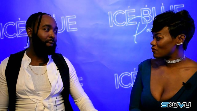 """Ice Blue Party"" Interview #4: Vaughn McIver"