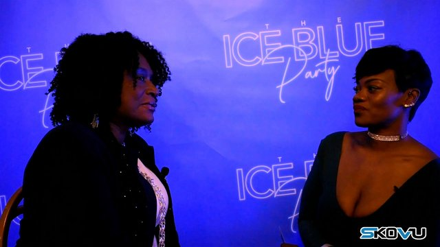"""Ice Blue Party"" Interview #5: Sharon Belton-Cottman"