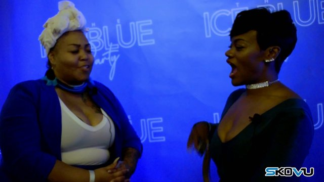 """Ice Blue Party"" Interview #7: Trina Brown"