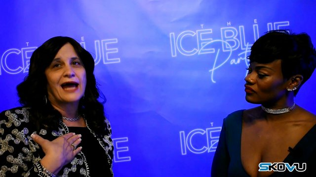 """Ice Blue Party"" Interview #9: Sharon Markowitz"