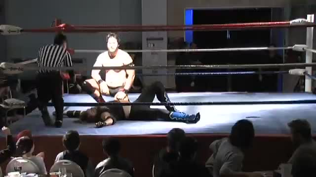 2012 - MCW Dragonfly - Halloween Havoc