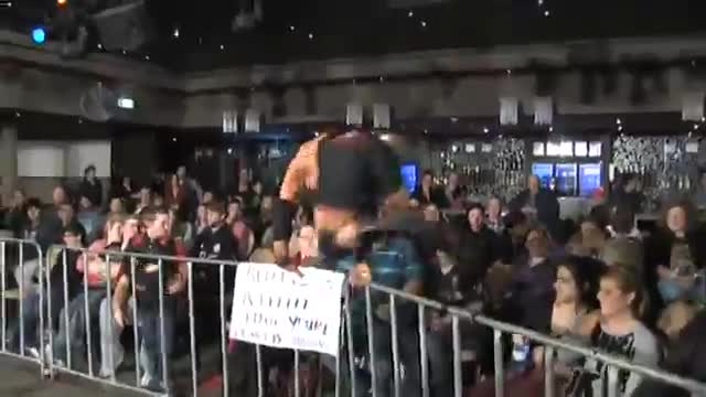 2012 - MCW West End Riot