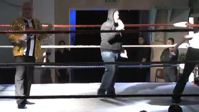2012 - MCW Dragonfly - Riot in Melbourne