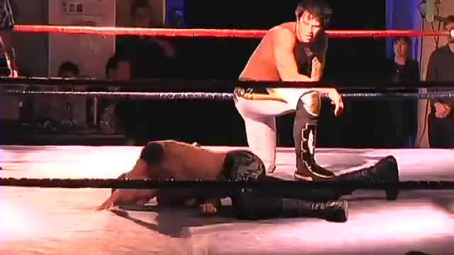 2012 - MCW Dragonfly - Night of the Grudges