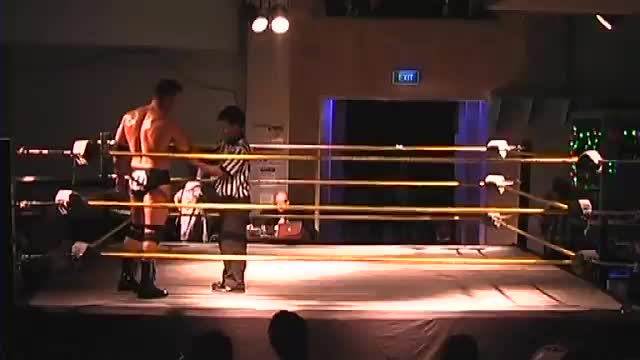 2011 - MCW Dragonfly - Line of Fire