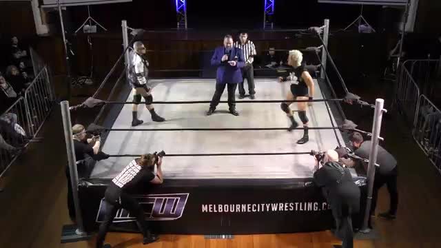 2018 - MCW Hostile Takeover