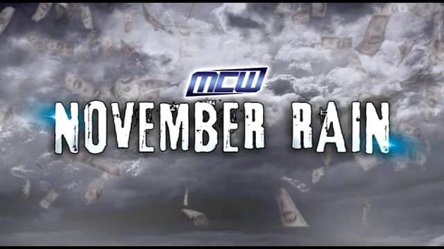 2017 - MCW November Rain
