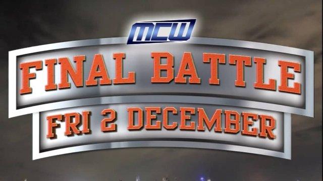 2016 - MCW Final Battle