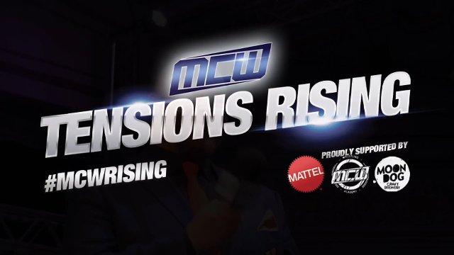 2019 - MCW Tensions Rising