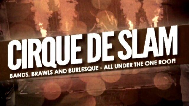 2014 - MCW Cirque De Slam