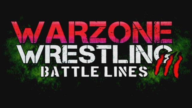 Warzone Wrestling 3 - Battle Lines