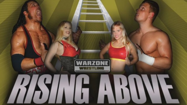 Warzone Wrestling 8 - Rising Above