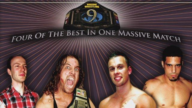 Warzone Wrestling 9