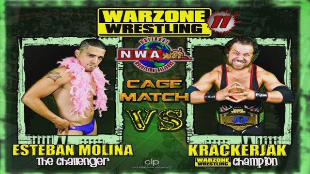 NWA Warzone Wrestling 11