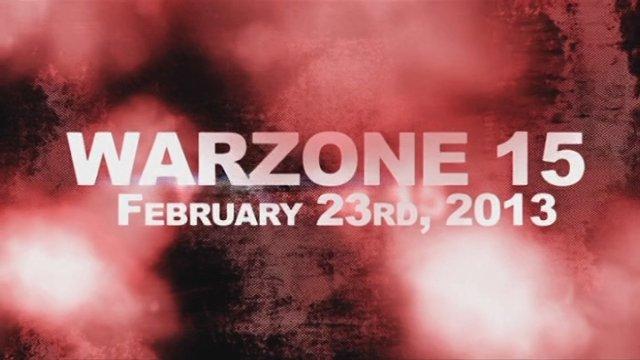 Warzone Wrestling 15