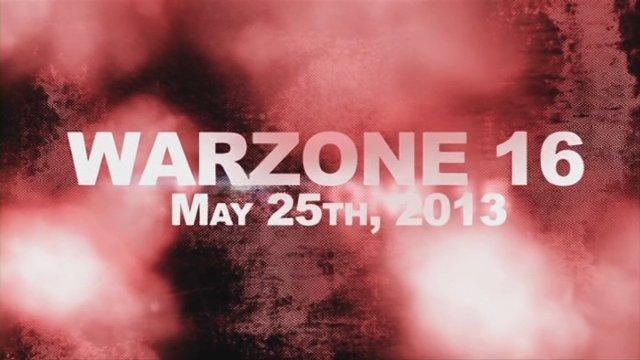 Warzone Wrestling 16