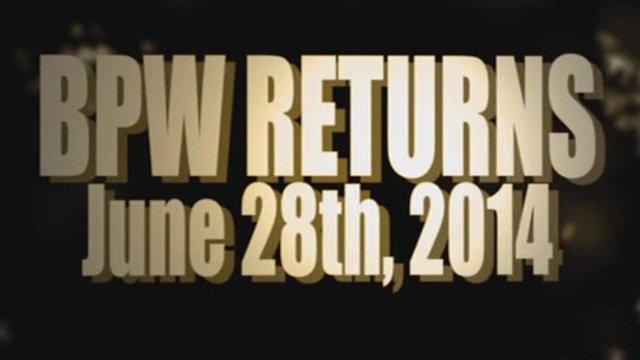BPW & Warzone Wrestling - BPW Returns