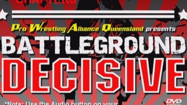 PWA Queensland - Battleground Decisive