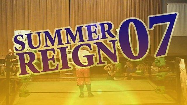 PWA Queensland - Summer Reign 2007