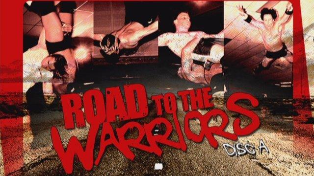 PWA Queensland - Road to the Warriors